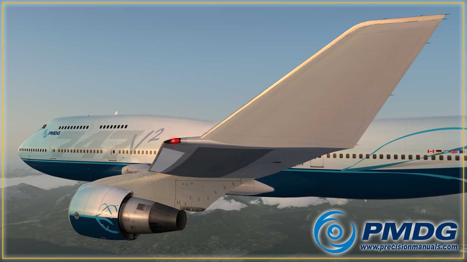 Cleared To Land :: Our latest Update on the PMDG 747-400 Version 2!!