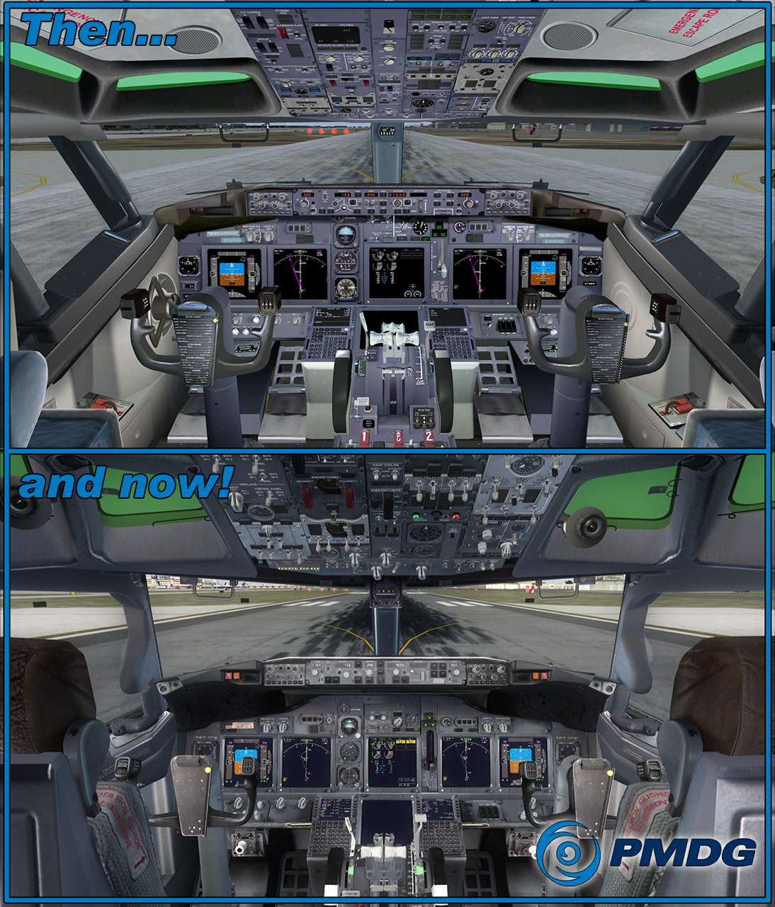 PMDG 737 NGX Comparison Image question?